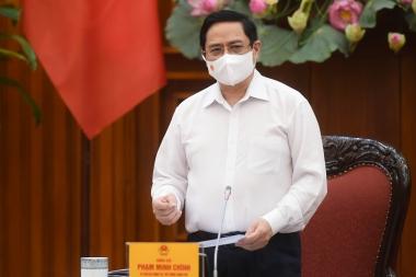 Thủ tướng yêu cầu tuyệt đối không chủ quan với đại dịch COVID-19
