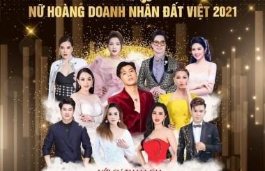 Cuộc thi Nữ hoàng Doanh nhân đất Việt 2021 công bố lịch trình hoạt động