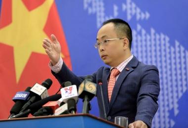 Bác bỏ lệnh cấm đánh bắt cá của Trung Quốc trên vùng biển chủ quyền Việt Nam