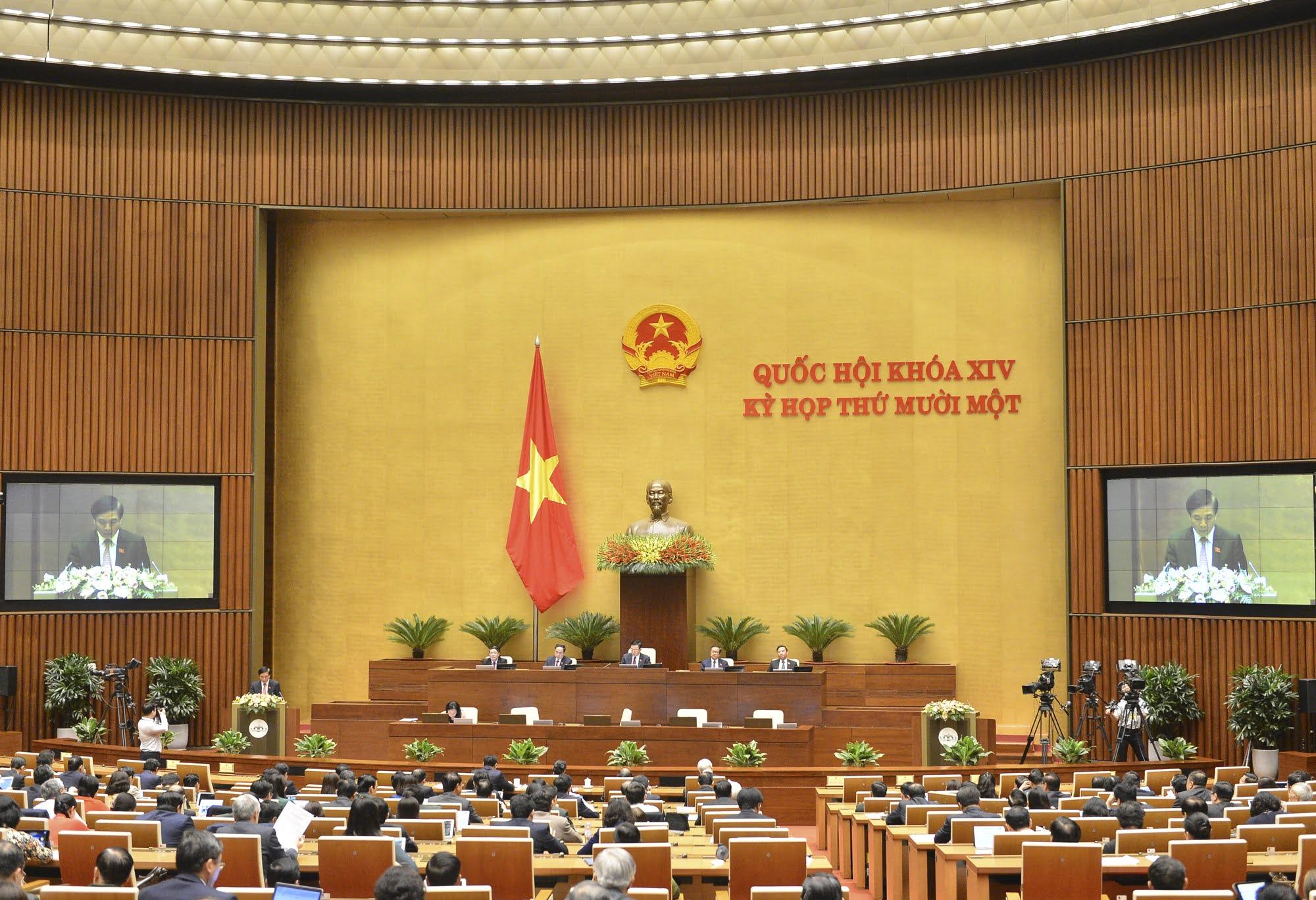 """Quốc hội tăng cường giám sát những vấn đề """"nóng"""""""