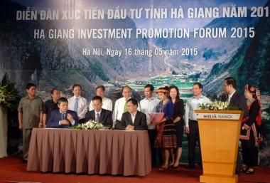 Muốn thu hút đầu tư, Hà Giang phải cải thiện PCI