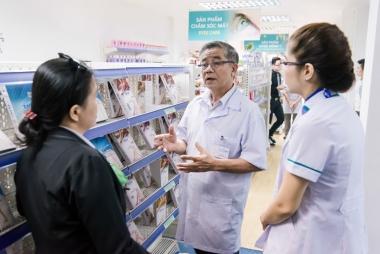 Hoàng Kim: Siêu thị dược phẩm y tế đầu tiên tại Việt Nam