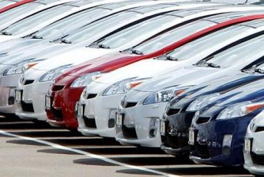 Nhập khẩu ô tô tăng mạnh nhất trong 5 tháng đầu năm