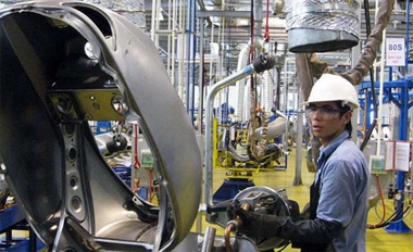 Tháng 5: Chỉ số sản xuất công nghiệp tiếp tục tăng mạnh