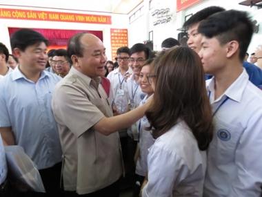 Muốn Việt Nam thành quốc gia khởi nghiệp, các em phải khởi nghiệp đầu tiên