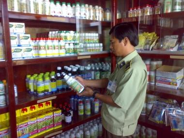 Kiểm soát chặt thị trường thuốc bảo vệ thực vật