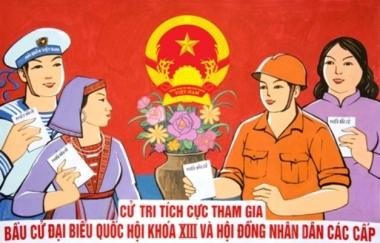 Nhìn lại các kỳ bầu cử Quốc hội Việt Nam 70 năm qua