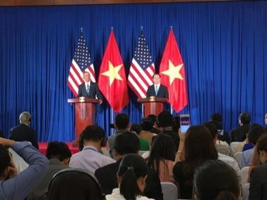 Hoa Kỳ sẽ bãi bỏ hoàn toàn lệnh cấm bán vũ khí quân sự cho Việt Nam