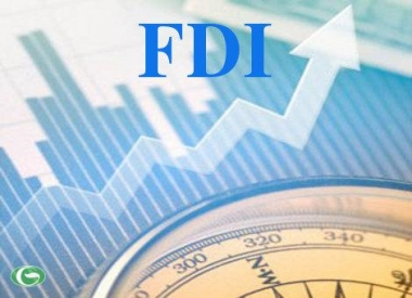 5 tháng đầu năm 2016, thu hút FDI đạt 10,159 tỷ USD