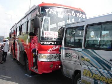 3.588 người chết vì tai nạn giao thông trong 5 tháng đầu năm 2016