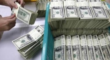 Năm 2017, số tiền vay để trả nợ gốc 144.000 tỷ đồng