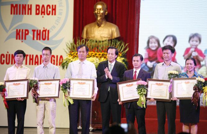 Quỹ Bảo trợ trẻ em Việt Nam: Hành trình 25 năm kết nối tình yêu thương