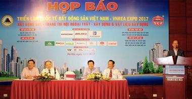 Gần 1.000 gian hàng tham gia Vietbuild Hà Nội 2017 lần 2