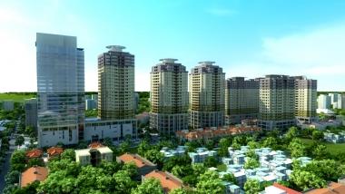 Chỉ số giá bất động sản Hà Nội, TP. Hồ Chí Minh cùng giảm