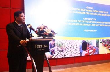 UNICEF đã hỗ trợ Việt Nam 4,2 triệu USD ứng phó khẩn cấp với hạn hán, xâm nhập mặn