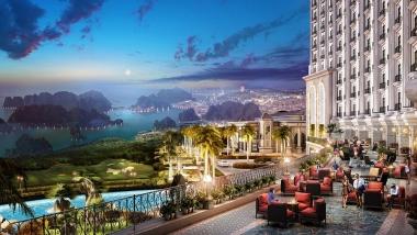 """Lộ diện khách sạn trên cao có """"view"""" ngắm Vịnh Hạ Long"""