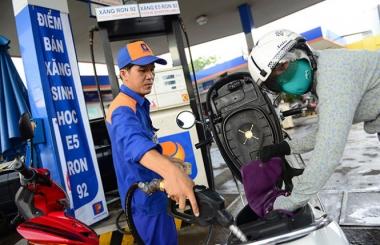 Hai kỳ tăng giá xăng dầu đẩy CPI tháng 4 tăng 0,08%