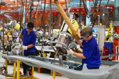 4 tháng đầu năm: chỉ số sản xuất toàn ngành công nghiệp tăng 11,4%