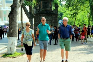 Đã có hơn 5,5 triệu lượt khách quốc tế đến Việt Nam