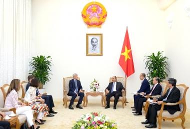 Tạo điều kiện thuận lợi cho các doanh nghiệp Hoa Kỳ làm ăn tại Việt Nam