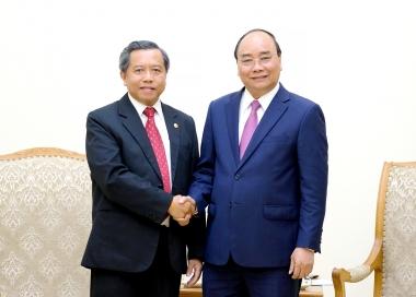 Hỗ trợ Lào nâng cao năng lực nghiên cứu khoa học