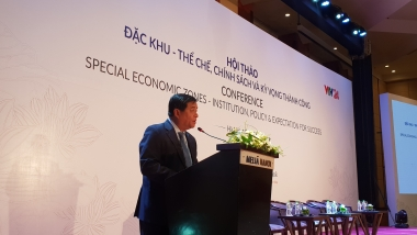 """Xây dựng các đặc khu kinh tế: Việt Nam chủ động tạo ra một """"sân chơi mới"""""""