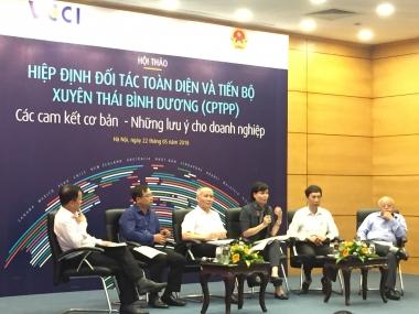 Cơ hội và sức ép để thực hiện cải cách từ CPTPP