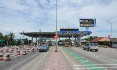 Khẩn trương xây dựng tiêu chí đặt trạm thu giá dịch vụ sử dụng đường bộ