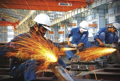 Đến năm 2025, tỷ trọng công nghiệp và xây dựng trong GDP duy trì trên 35%