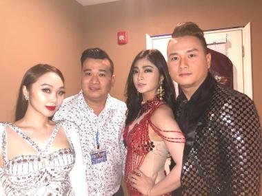 Hàn Thái Tú cháy hết mình trong đêm diễn tại Atlanta