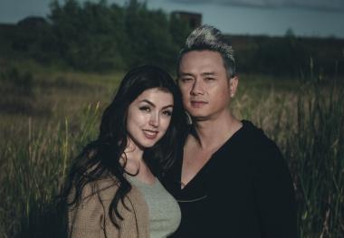 Hàn Thái Tú tung hình ảnh nóng bỏng cùng người tình trong MV mới