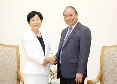 Việt Nam mong muốn GEF hỗ trợ giải quyết các vấn đề môi trường