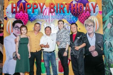 Cận cảnh tiệc sinh nhật hoành tráng của ca sĩ nhạc chế Hồ Minh Tài