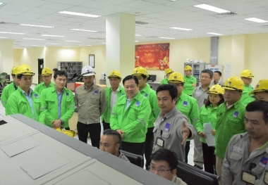 Ủy ban Quản lý vốn Nhà nước làm việc với Tổng công ty Phân bón và Hóa chất Dầu khí (PVFCCo)
