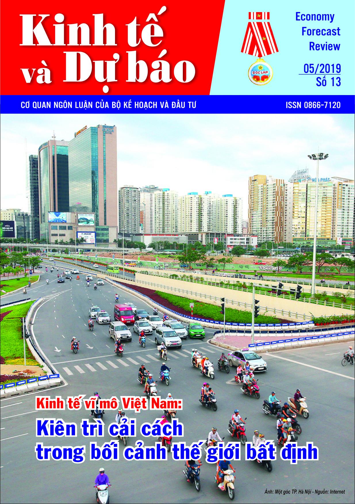 Giới thiệu Tạp chí Kinh tế và Dự báo số 13 (695)