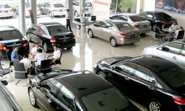 Tháng 04/2019, sản lượng tiêu thụ xe ô tô hạ nhiệt