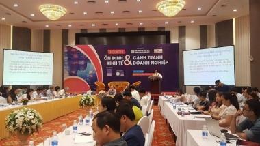 Nâng cao năng lực cạnh tranh cho doanh nghiệp Việt