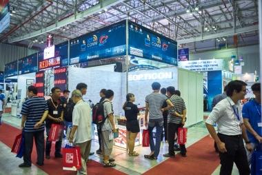 Trải nghiệm các công nghệ số hiện đại tại triển lãm Vietnam ICTComm 2019