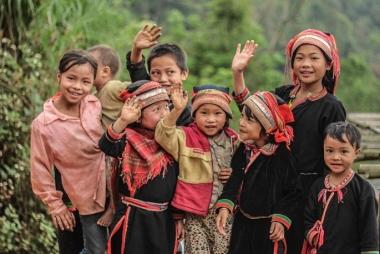 Đề án hỗ trợ trẻ em các xã đặc biệt khó khăn thuộc vùng dân tộc thiểu số và miền núi