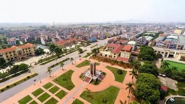 Bắc Ninh cùng lúc có 2 huyện đạt chuẩn nông thôn mới năm 2018