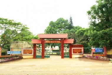 """Trường THPT Lý Tự Trọng - """"Điểm sáng"""" giáo dục ở huyện Krông Năng"""