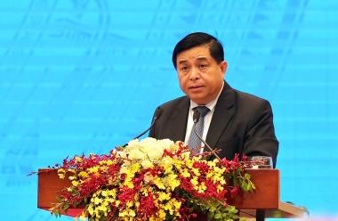 Bộ trưởng Bộ KH&ĐT: Tạo điều kiện phát triển DN và khôi phục nền kinh tế là nhiệm vụ trọng yếu, cấp bách