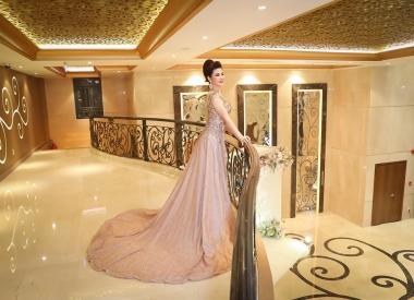 Hoa hậu Diễm Giang xây dựng hình ảnh đẹp - Nói không với Scandal