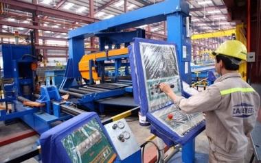 Sản xuất công nghiệp đang dần khôi phục