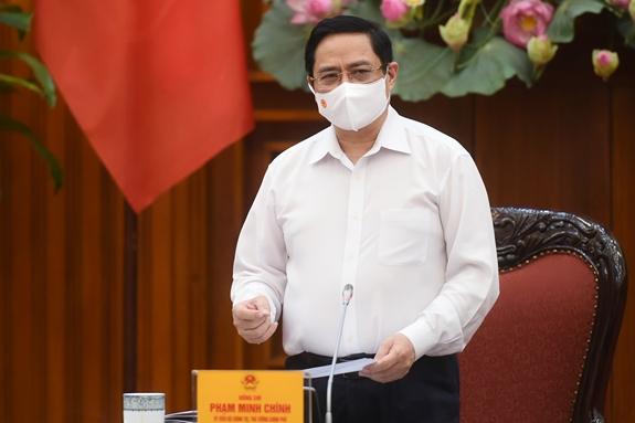 Thủ tướng Chính phủ yêu cầu nâng cao hiệu quả phòng, chống COVID-19