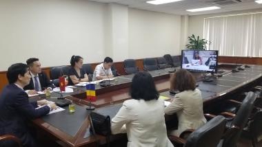 Việt Nam khuyến khích Rumani đầu tư vào các dự án công nghiệp nền tảng