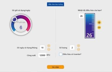 EVN triển khai công cụ ước tính điện tiêu thụ hàng tháng