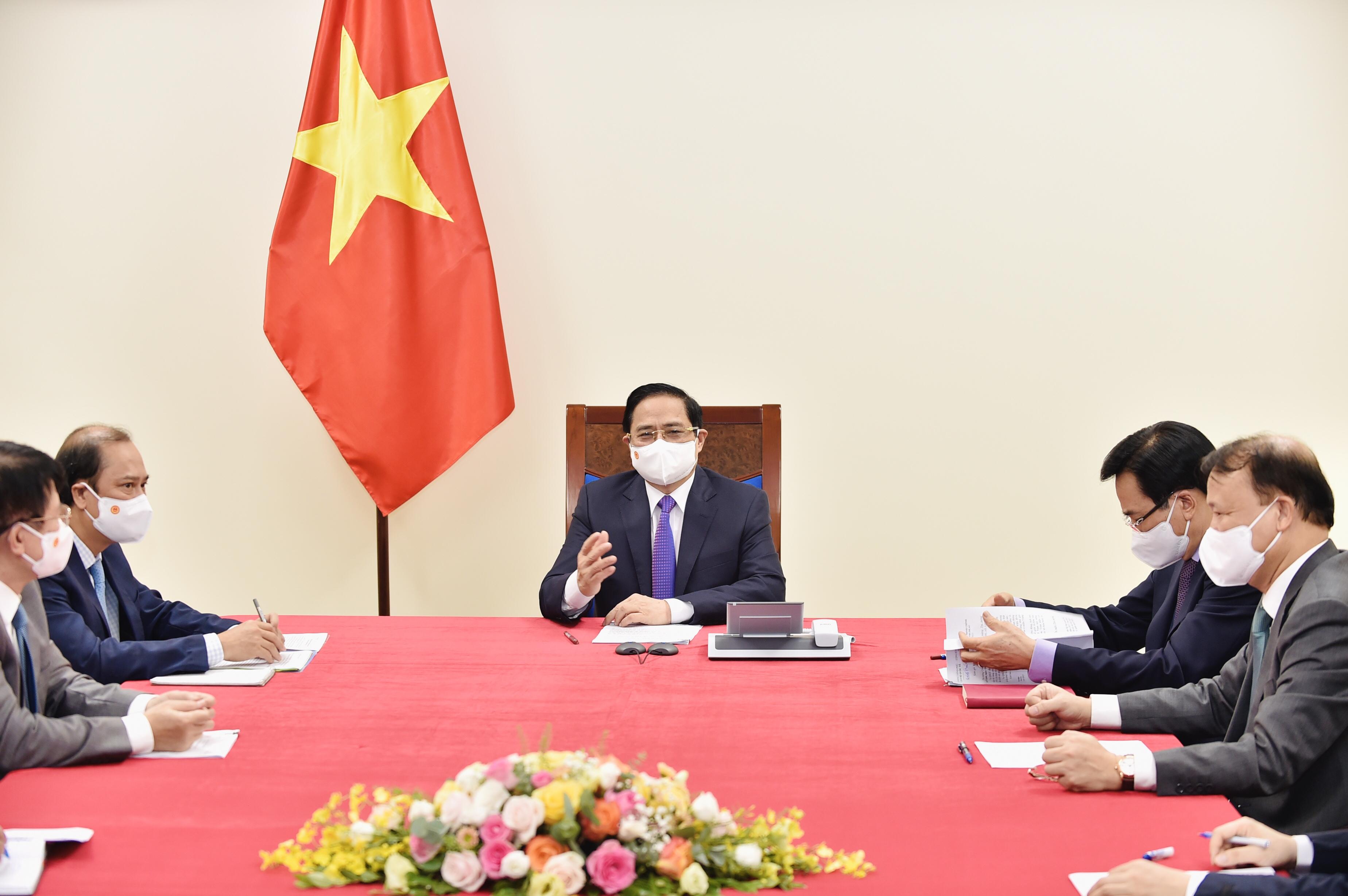 Canada hỗ trợ Việt Nam tiếp cận vaccine phòng COVID-19