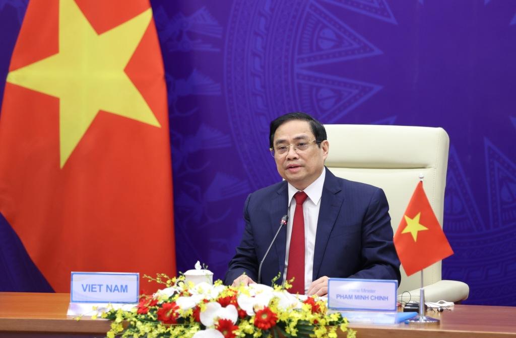 Thủ tướng đề xuất 5 phương châm hợp tác châu Á