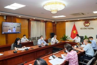 Bộ Công thương cam kết đồng hành cùng Bắc Giang vượt khó
